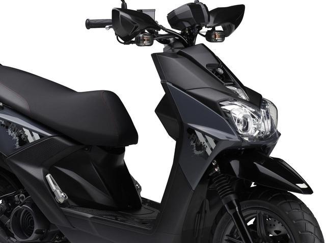 画像: ヤマハ「BW'S125」(ビーウィズ125)国内仕様車2020年モデル情報 - webオートバイ