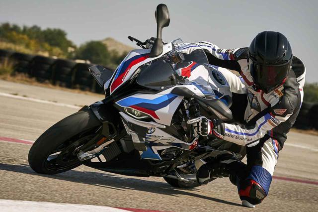 画像: 【2021速報】BMWがバイクで初となる〈M〉を冠したモデルを発表! 新たなスーパースポーツマシン「BMW M 1000 RR」 - webオートバイ