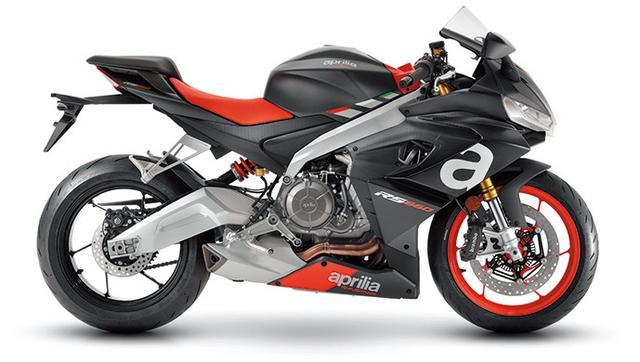 画像2: アプリリアが軽量スーパースポーツ「RS660」の市販モデルを発表!【2021速報】