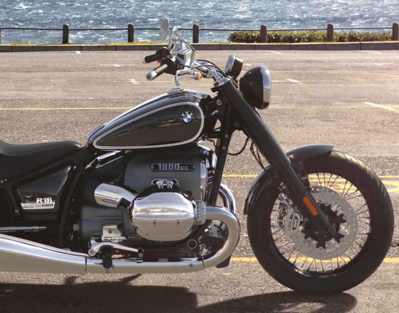 画像: BMW「R18」の発売情報 - webオートバイ