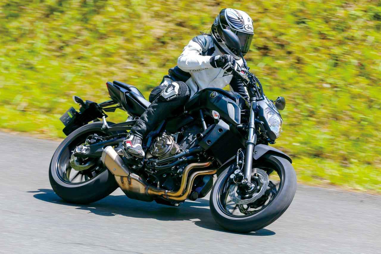 画像: 【試乗インプレ】ヤマハ MT-07 ABS(2018年) - webオートバイ
