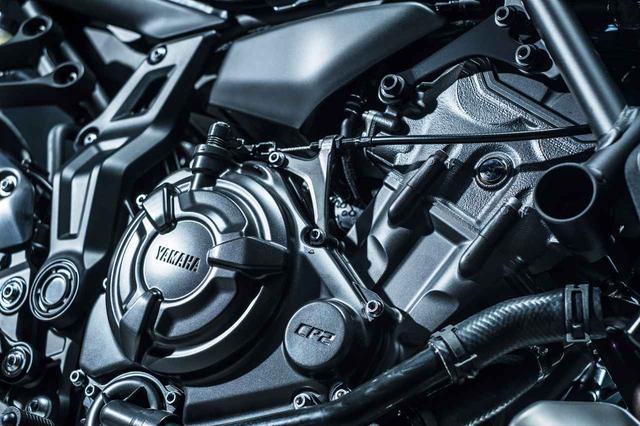 画像: EURO5に適合したエンジン