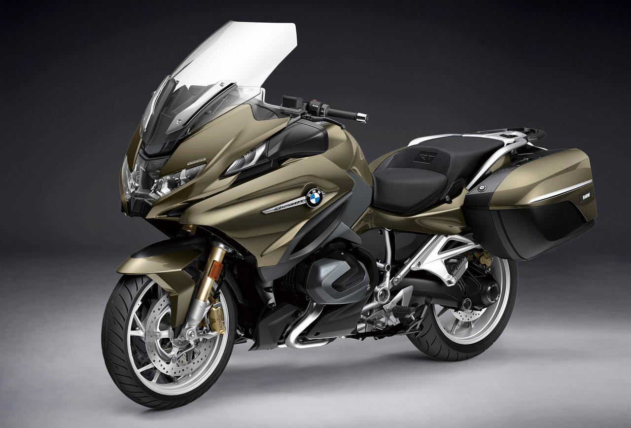 画像: BMW R 1250 RT (2021年モデル) 総排気量:1254cc エンジン形式:水冷4ストDOHC4バルブ水平対向2気筒 価格・発売時期は未定