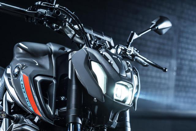 画像: 【2021速報】ヤマハが新型「MT-07」を発表! スタイリングを一新しライディングポジションも変更! 2021年春以降に発売 - webオートバイ