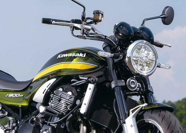 画像: カワサキ「Z900RS」ヒストリーガイド【名車の歴史】 「900 SUPER FOUR Z1」から受け継がれるZ900シリーズの系譜 - webオートバイ