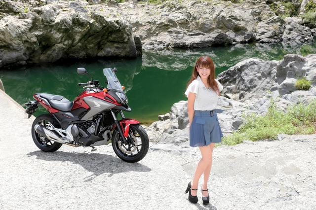 画像4: ホンダ「NC750X デュアル・クラッチ・トランスミッション」車両解説(太田安治)