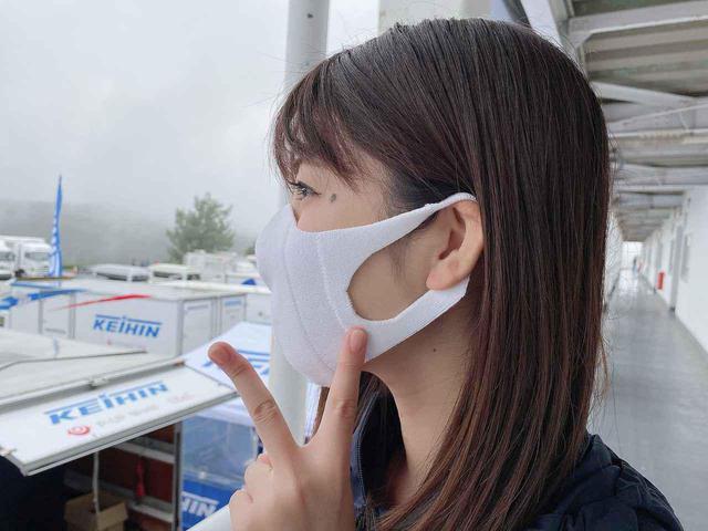 画像1: デイトナが涼しいマスクを発売! COOLMAX素材を採用した洗濯して繰り返し使えるヘンリービギンズ「シームレスマスク」 - webオートバイ