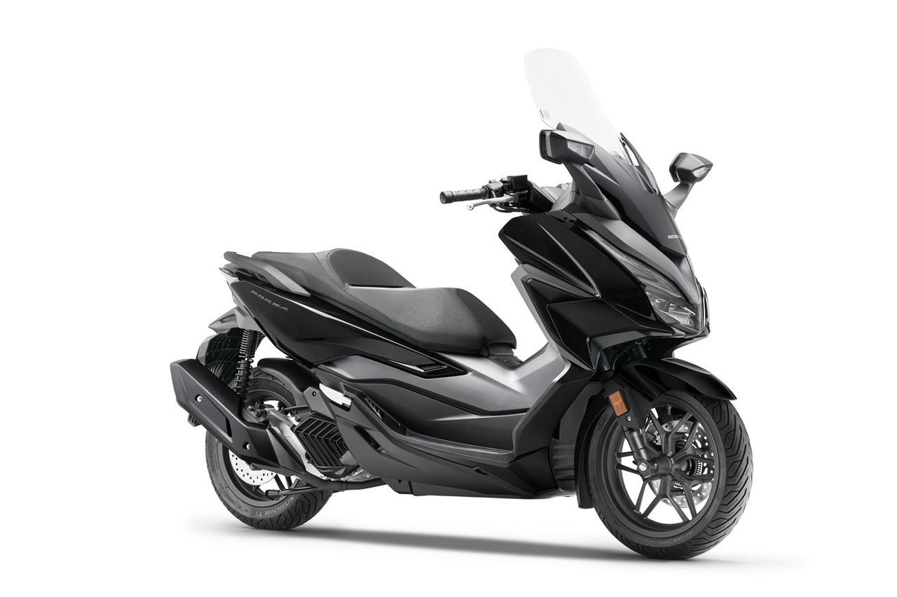 画像: Honda FORZA 125 (2021年モデル・欧州仕様車) 総排気量:125cc