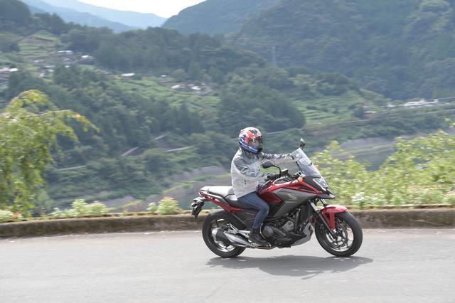 画像2: ホンダ「NC750X デュアル・クラッチ・トランスミッション」車両解説(太田安治)
