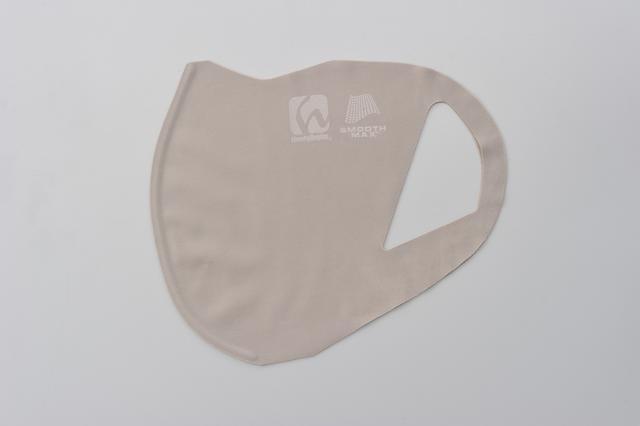 画像5: ヘンリービギンズから息苦しくなりにくいマスクが新発売! 無縫製で肌着のような着け心地を実現