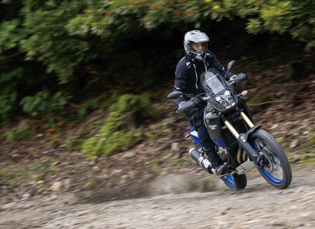画像: ヤマハ「テネレ700」は予想以上に扱いやすかった! 高速道路からオフロードまで楽しめる万能な旅バイク【試乗インプレ・車両解説】(2020年) - webオートバイ