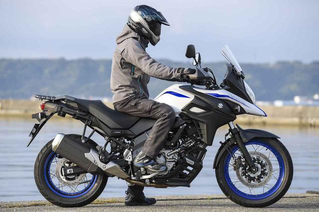 画像: Vストローム650XTの燃費は?足つき性は? 650ccだけど1000ccの大型バイクと比べてどうなの?【SUZUKI V-Strom650/XTまとめ】 - webオートバイ