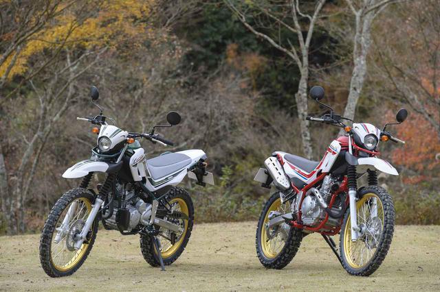 画像: 【全方位写真】44枚の撮り下ろし写真で見る「SEROW250 FINAL EDITION」 - webオートバイ