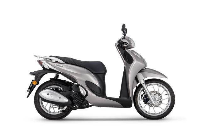 """画像2: 【2021速報】エレガントでスタイリッシュな""""ホンダの原付二種スクーター""""「SH MODE 125」の2021年モデルが欧州で発表!"""
