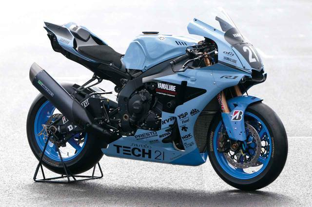 画像: 「TECH 21」の歴史を振り返る!ヤマハFZR750からYZF-R1に受け継がれた意志 - webオートバイ