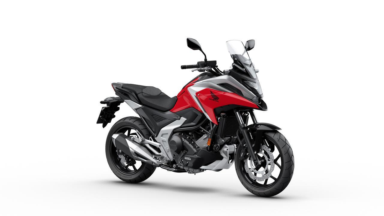 画像: Honda NC750X DCT(2021年モデル・欧州仕様車)