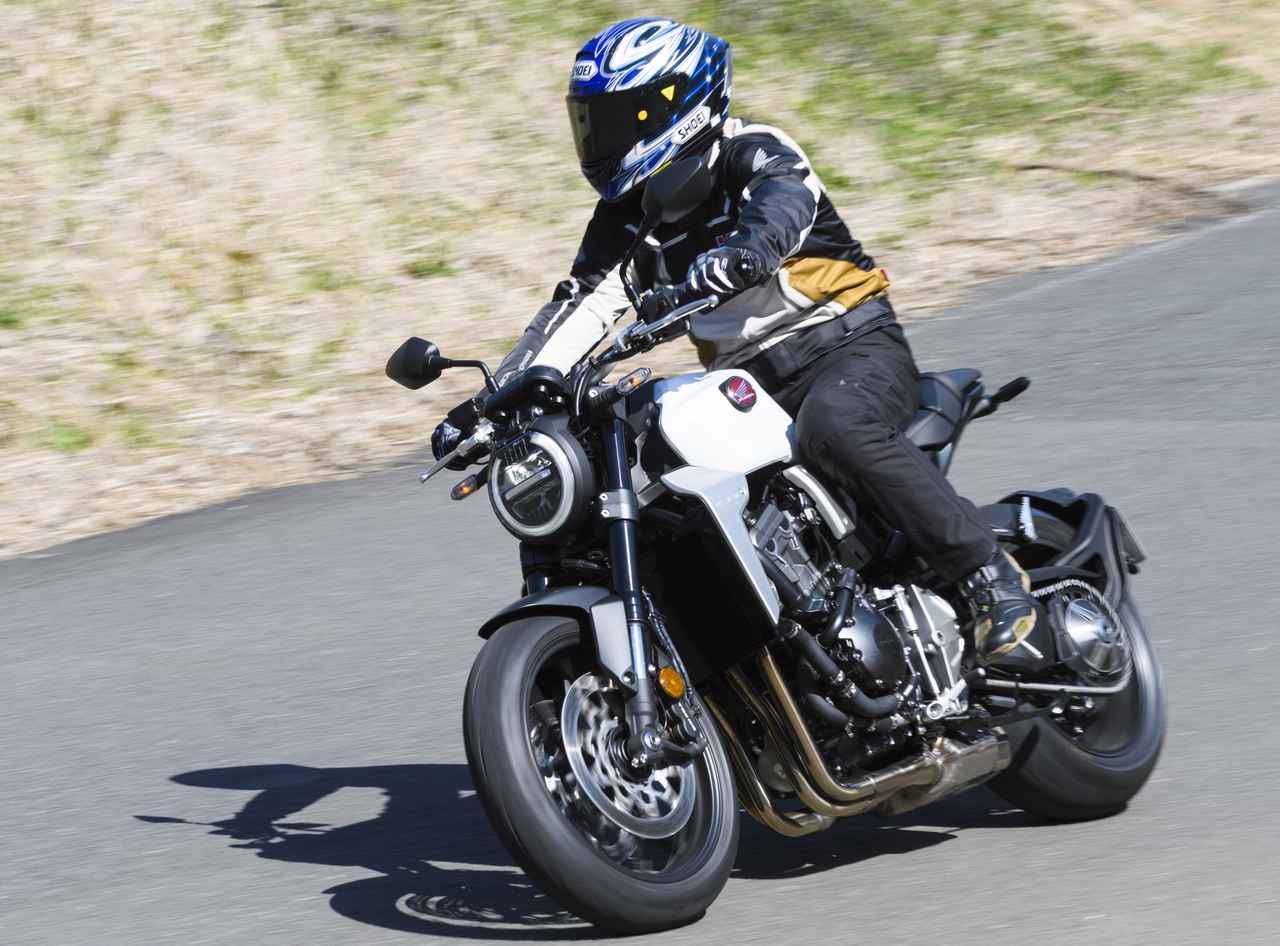 画像: ホンダ CB1000R(2020年)試乗インプレ - webオートバイ
