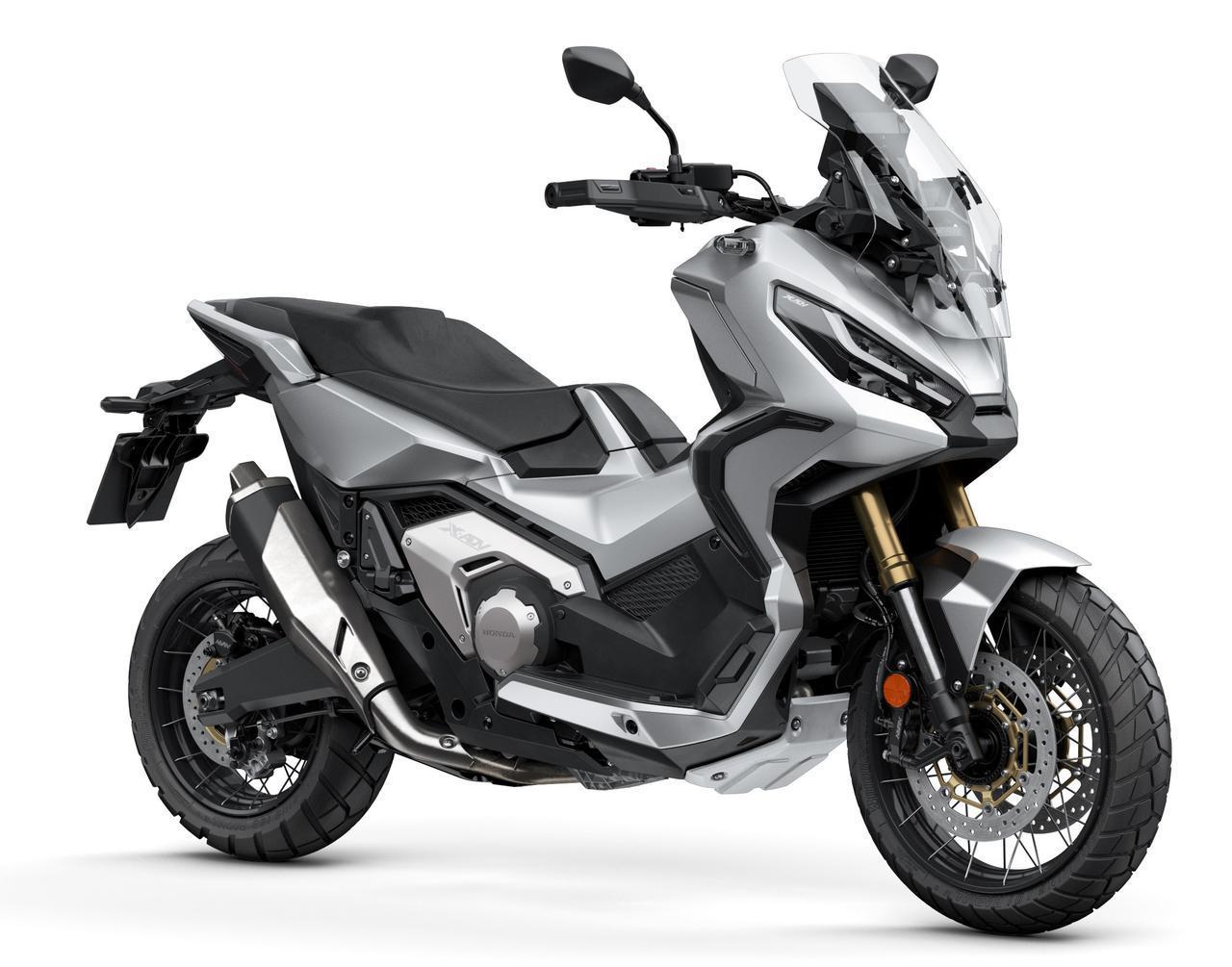画像: Honda X-ADV (2021年モデル・欧州仕様車)