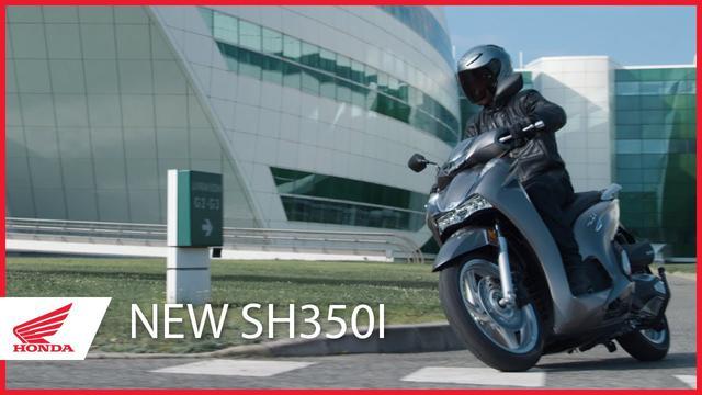 画像: The New 2021 SH350i Launch Film youtu.be