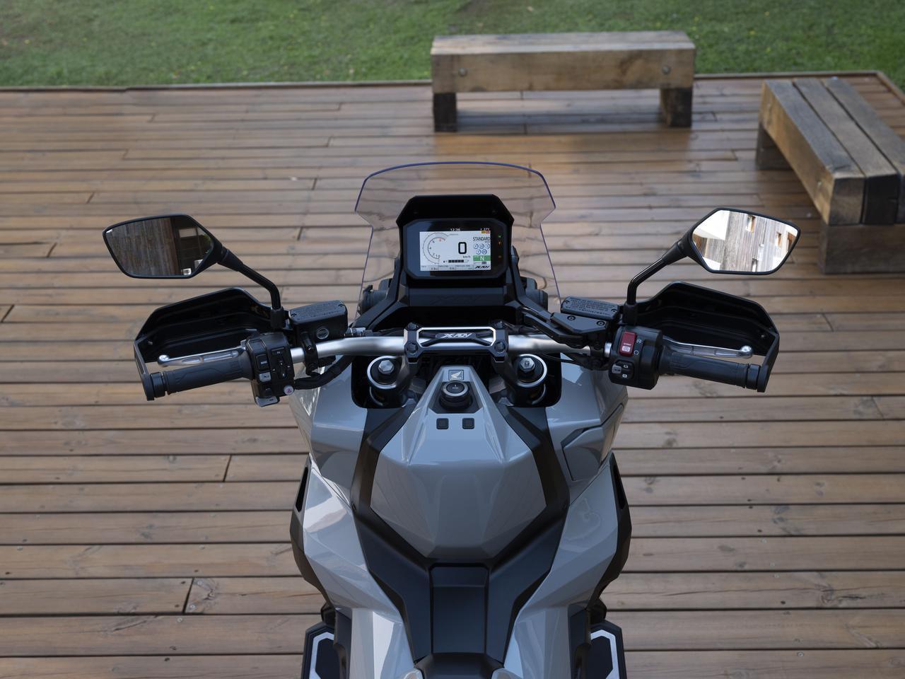 画像2: 多彩なライディングモードを搭載した「X-ADV」の2021年モデル