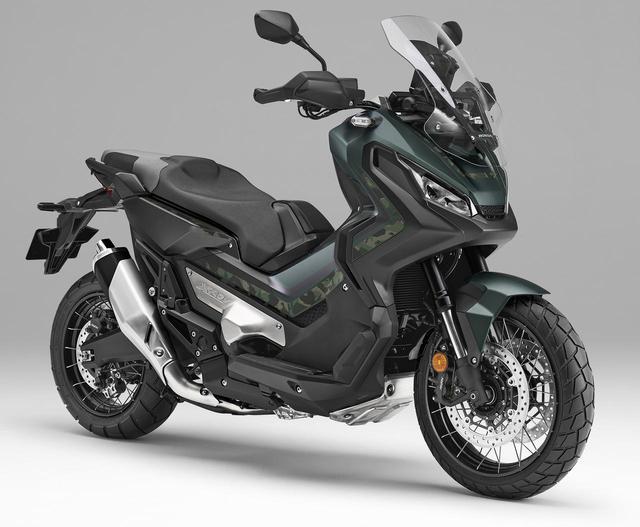 画像: Honda X-ADV 現行型・国内仕様車