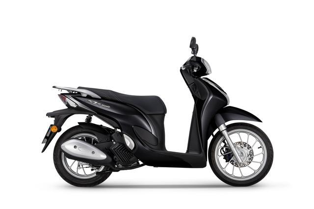 """画像4: 【2021速報】エレガントでスタイリッシュな""""ホンダの原付二種スクーター""""「SH MODE 125」の2021年モデルが欧州で発表!"""