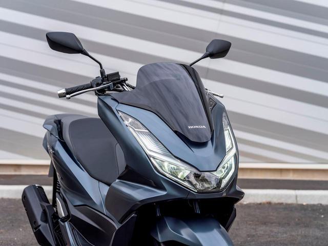 画像: 【2021速報】ホンダが「PCX125」の2021年モデルを欧州で公開! モデルチェンジでさらに完成度アップ! - webオートバイ