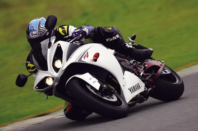 画像: 【試乗インプレ】ヤマハ YZF-R1/R1M(2009年) - webオートバイ