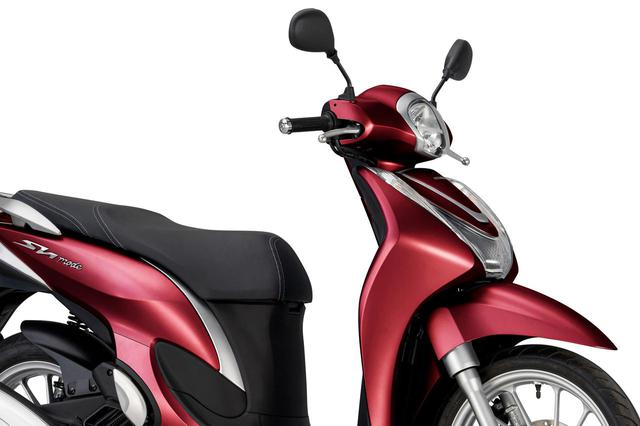 """画像: 【2021速報】エレガントでスタイリッシュな""""ホンダの原付二種スクーター""""「SH MODE 125」の2021年モデルが欧州で発表! - webオートバイ"""