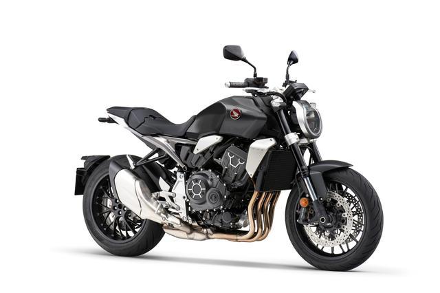 画像4: 【2021速報】デザイン洗練、特別仕様も登場!新型CB1000Rを速攻チェック!