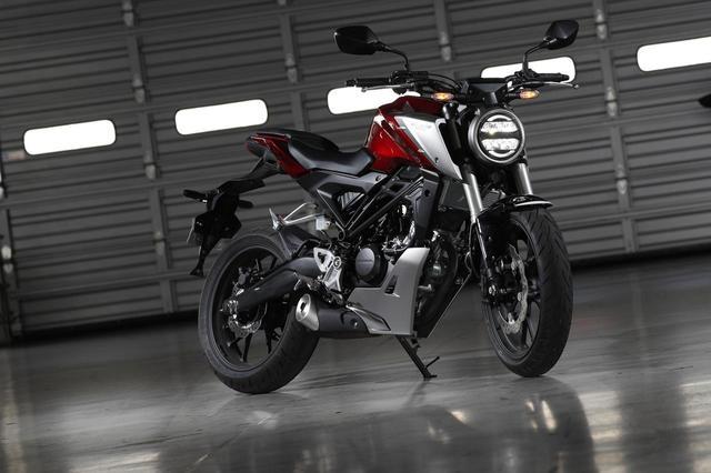 画像: ホンダ「CB125R」【試乗インプレ・車両解説】 - webオートバイ