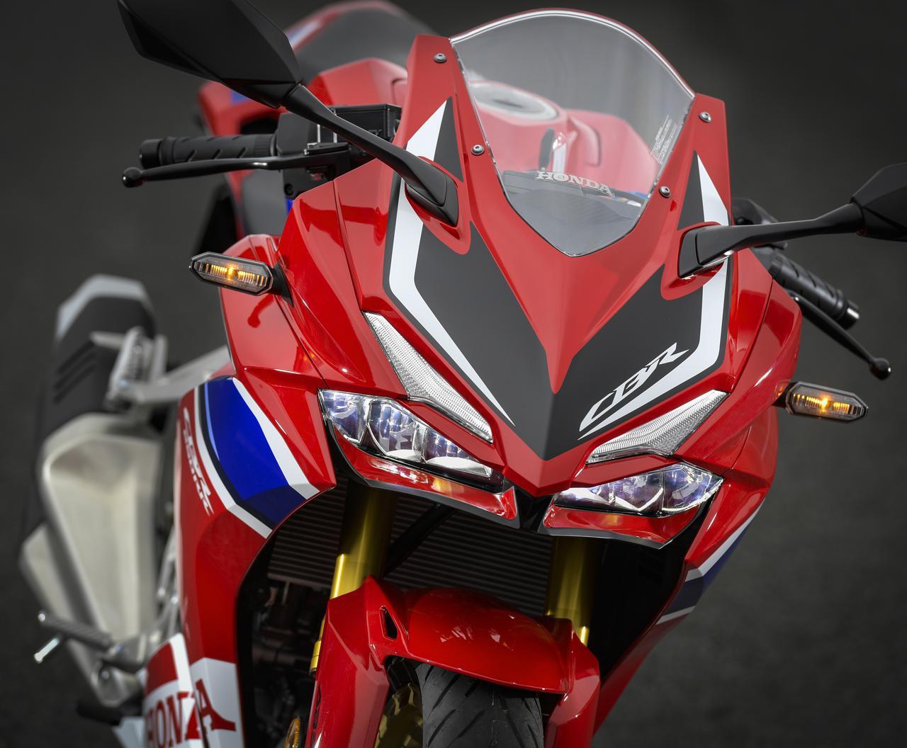 画像: ホンダが新型「CBR250RR」カラーバリエーション情報 - webオートバイ