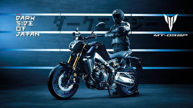 画像: 2021 Yamaha MT-09 SP – Challenge the Darkness www.youtube.com