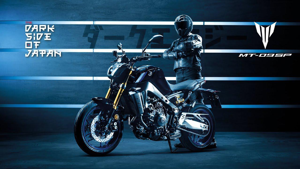 画像: 2021 Yamaha MT-09 SP – Challenge the Darkness www.youtube.com