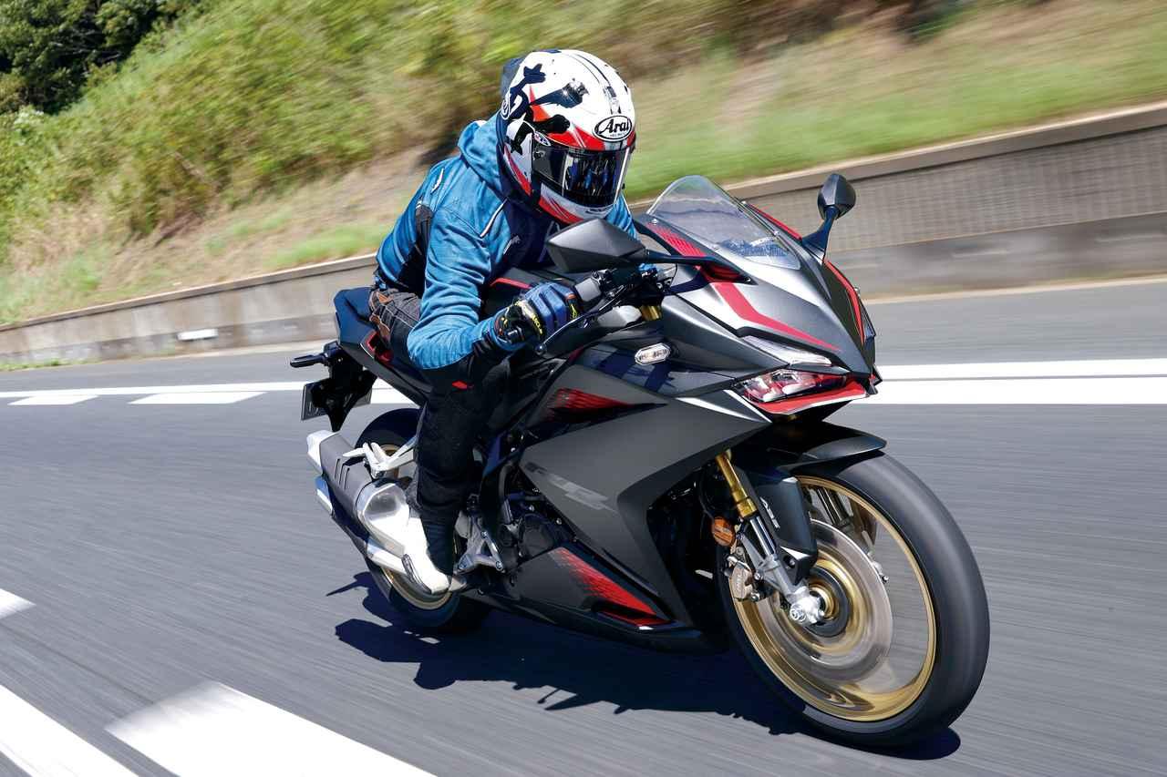 Images : 5番目の画像 - ホンダ「CBR250RR」・カワサキ「Ninja ZX-25R」 - webオートバイ