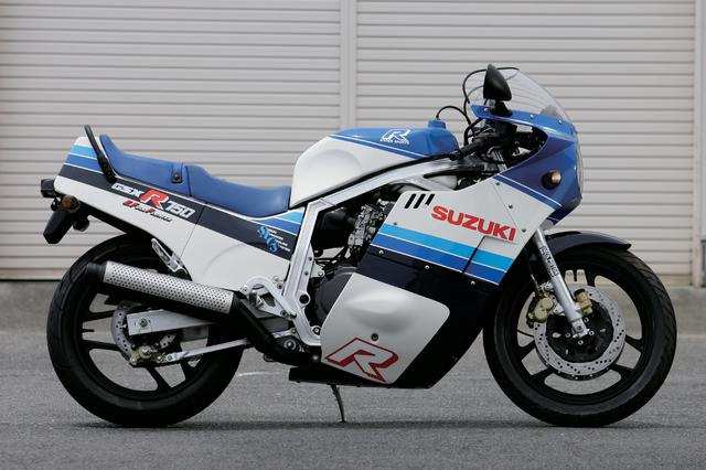 画像: SUZUKI GSX-R750