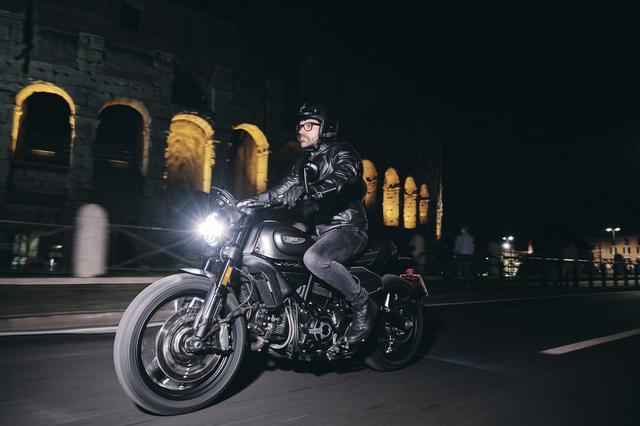 画像: スクランブラー800シリーズの新バリエーション
