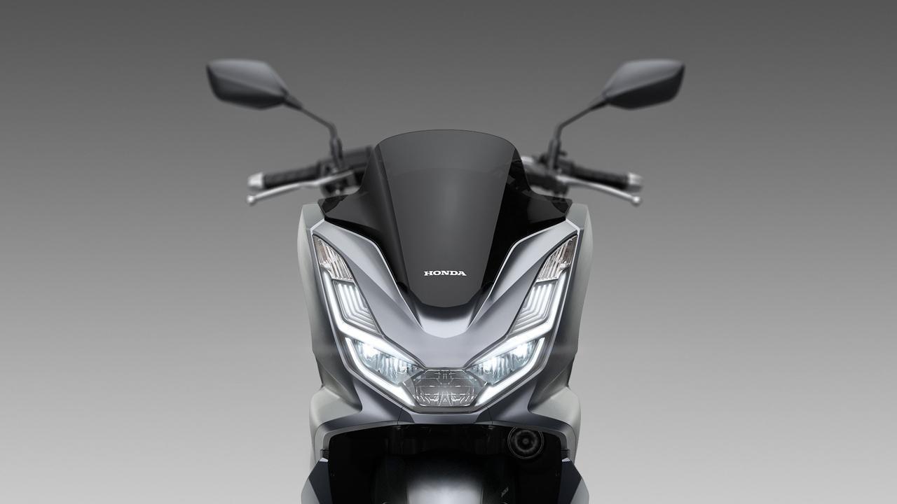 画像6: ホンダの原付二種「PCX」がフルモデルチェンジ! 日本でも2021年モデルとして発売予定【2021速報】