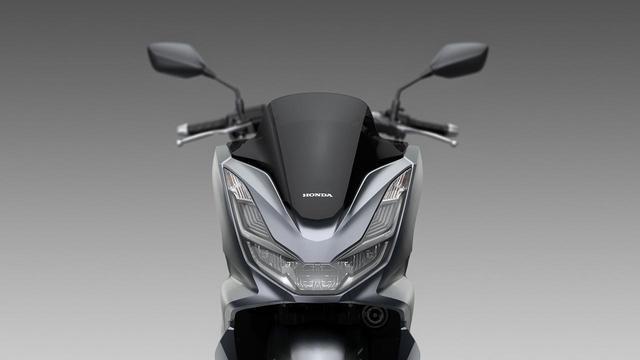 画像5: ホンダの原付二種「PCX」がフルモデルチェンジ! 日本でも2021年モデルとして発売予定【2021速報】