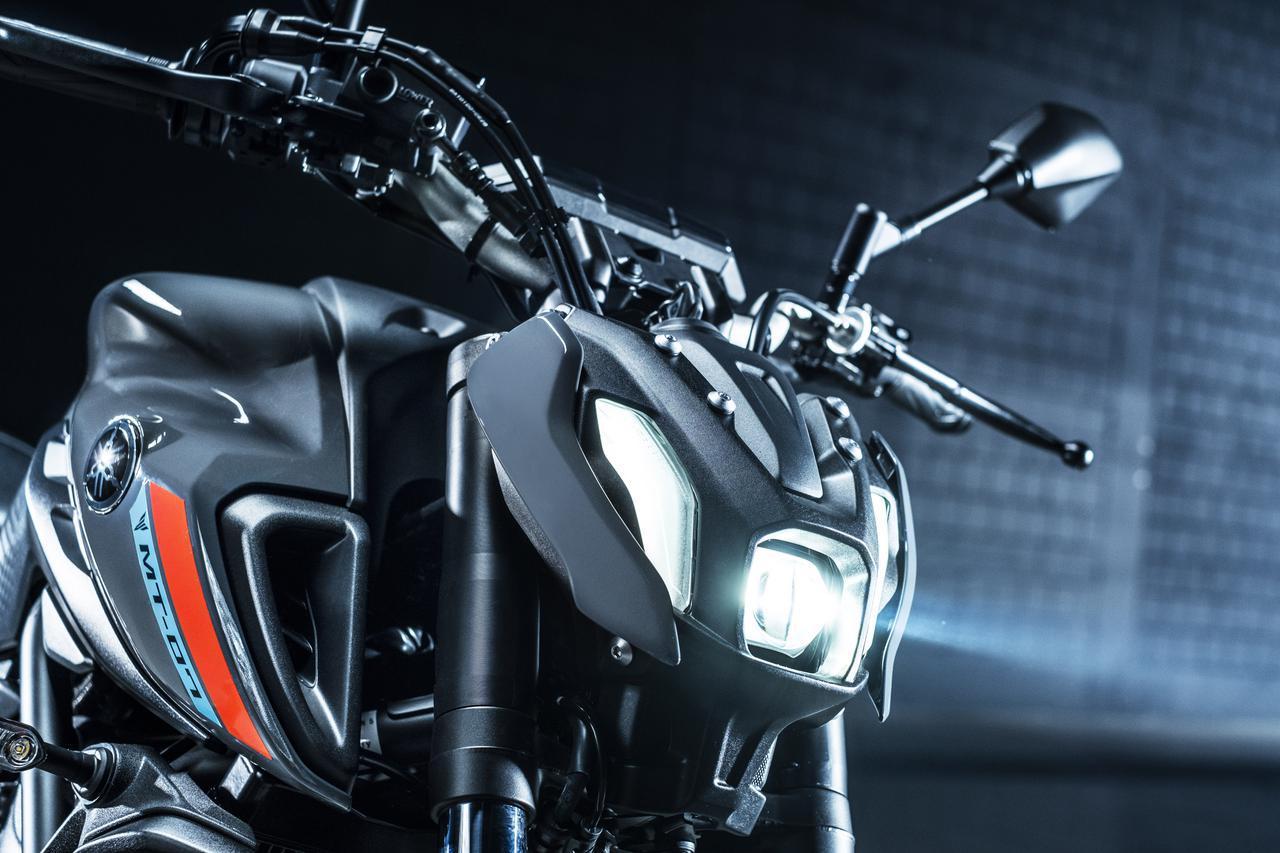画像: 「MT-07」の2021年モデルはマイナーチェンジ