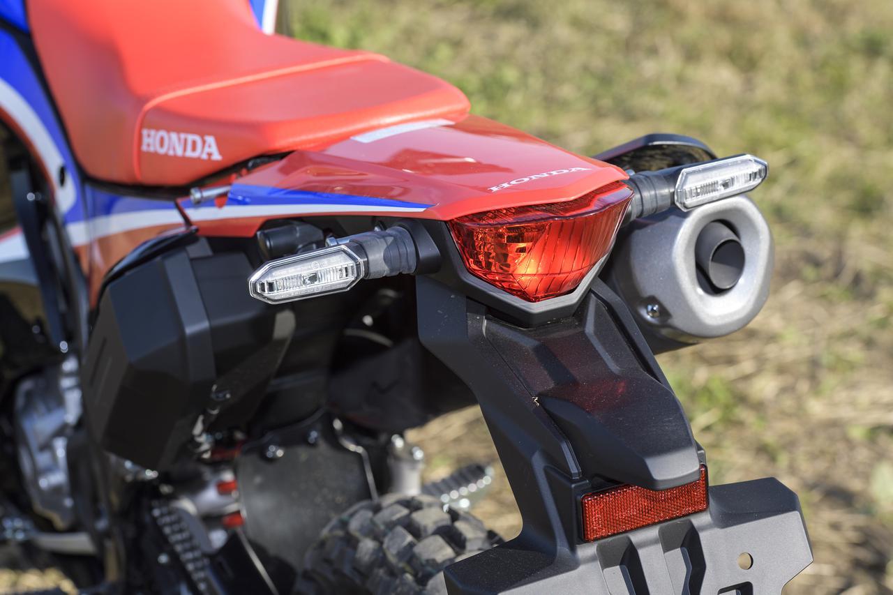 Images : 10番目の画像 - 新型CRF250 RALLYの写真をもっと見る! - webオートバイ