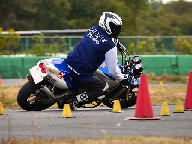 画像: ◆ A級2位 池田秀一選手&NSR250R 1分20秒098(全クラス総合2位 トップタイム比100.31%)