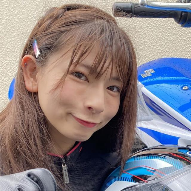 画像: YouTubeチャンネル|葉月美優のバイク日記