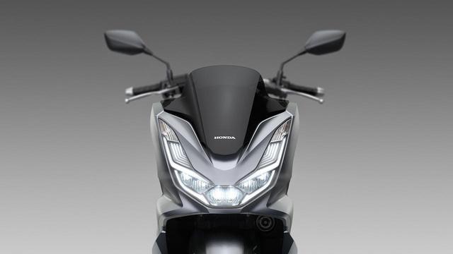 画像7: ホンダの原付二種「PCX」がフルモデルチェンジ! 日本でも2021年モデルとして発売予定【2021速報】