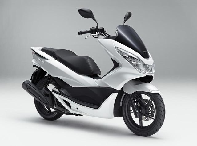 画像: Honda PCX(2014年)