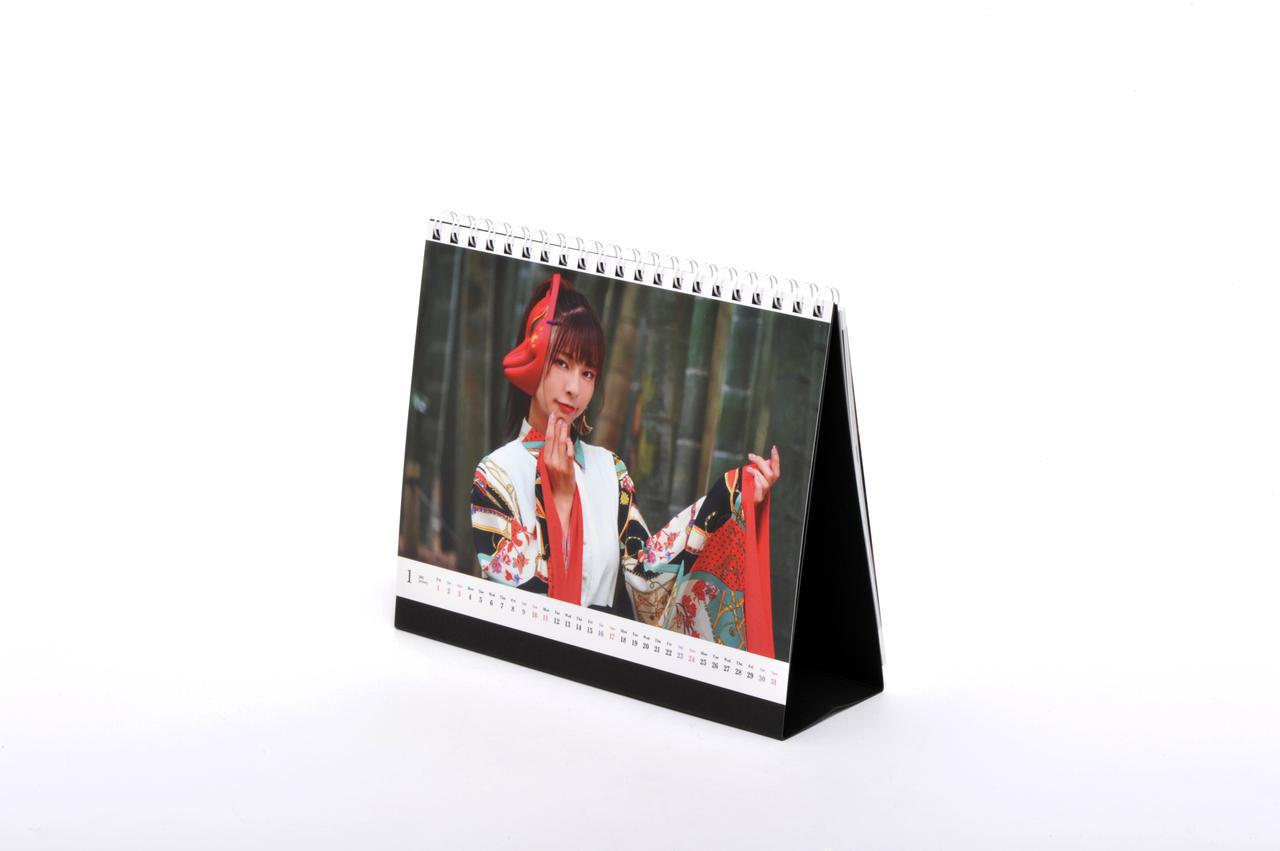 画像1: 「GOGGLE 葉月美優カレンダー2021」販売(受注)開始!