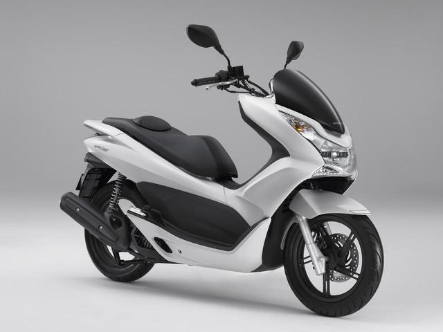 画像: Honda PCX(2010年)