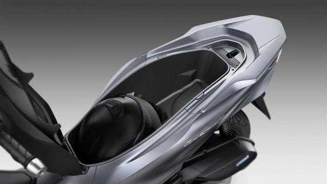 画像2: ホンダの原付二種「PCX」がフルモデルチェンジ! 日本でも2021年モデルとして発売予定【2021速報】