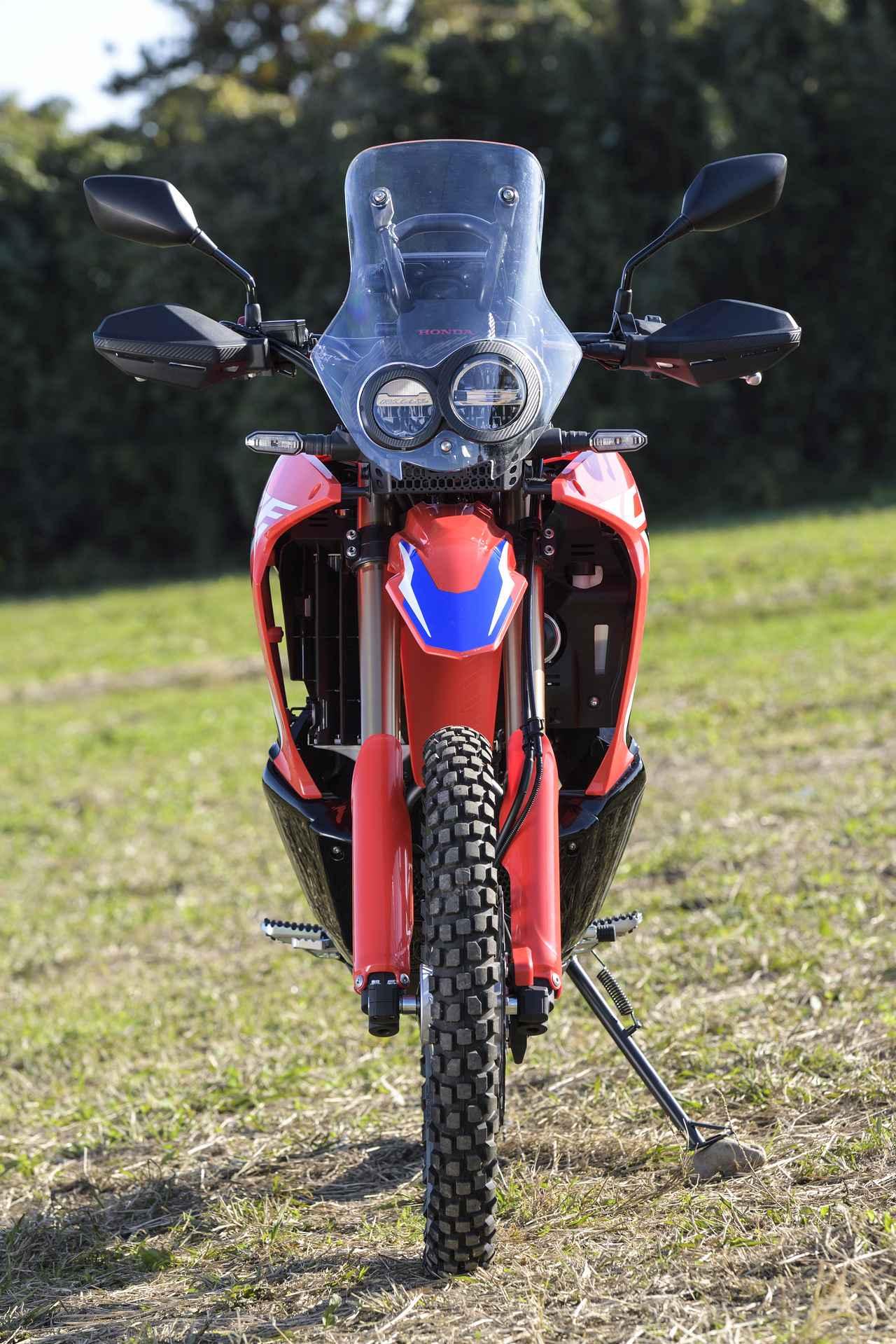 Images : 14番目の画像 - 新型CRF250 RALLYの写真をもっと見る! - webオートバイ