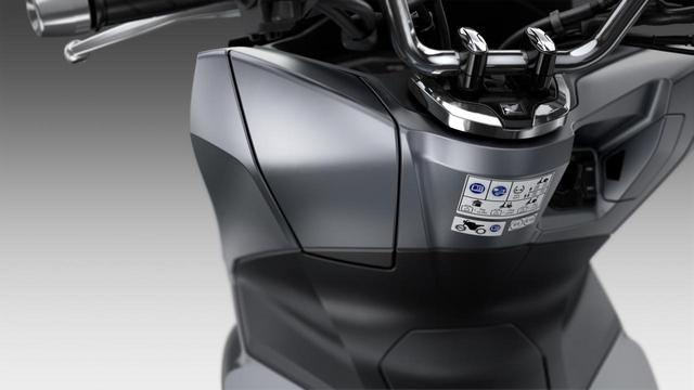 画像3: ホンダの原付二種「PCX」がフルモデルチェンジ! 日本でも2021年モデルとして発売予定【2021速報】